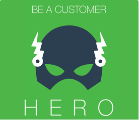OpenAgent Values - Be a customer hero